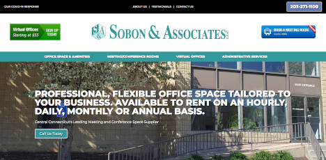 Sobon & Associates, LLC Home Page